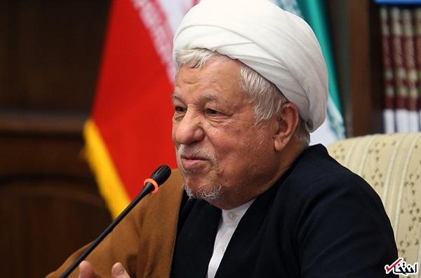 هاشمی رفسنجانی:  افرادی که موجب دلسردی مردم برای حضور در انتخابات شوند، آب به آسیاب دشمن می ریزند / حماسه خرداد 92 در اسفند 94 تکرار می شود