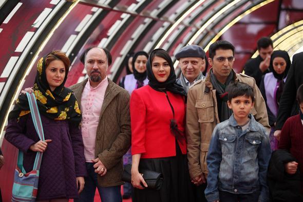 تصاویر : حواشی روزششم جشنواره فیلم فجر
