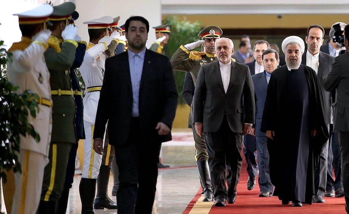 تصاویر : دیدار سفرای خارجی مقیم تهران با روحانی