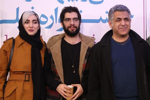 تصاویر : حاشیههای نهمین روز کاخ جشنواره