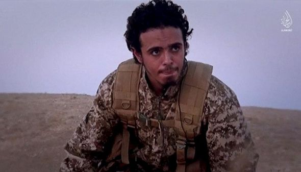 تصاویر : داعشیها از نمای نزدیک