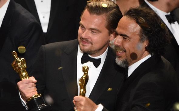 تصاویر : مراسم جایزه اسکار 2016