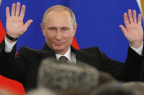 پوتین از کدام هدف محقق شده سخن می گوید؟ «رقه» و «دیرالزور» همچنان در کنترل ابوبکر البغدادی است