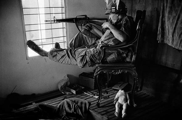 تصاویر : جنگ در ویتنام