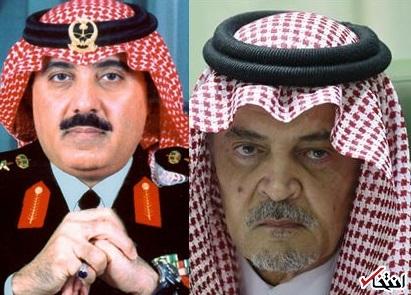درخواست کمک سعود فیصل و  پسر ملک عبدالله از ایران /  فیصل در آخرین تماس تلفنی خود با ظریف چه گفت؟