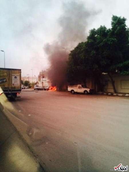 فوری / اصابت 6 موشک به شهر نجران عربستان