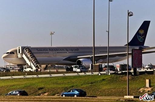 یدیعوت احارونوت: شگفتی در فرودگاه «بن گوریون» اسرائیل؛ فرود هواپیمای عربستان سعودی در تل آویو / پرس تی وی: این هواپیما حامل ولیعهد عربستان است
