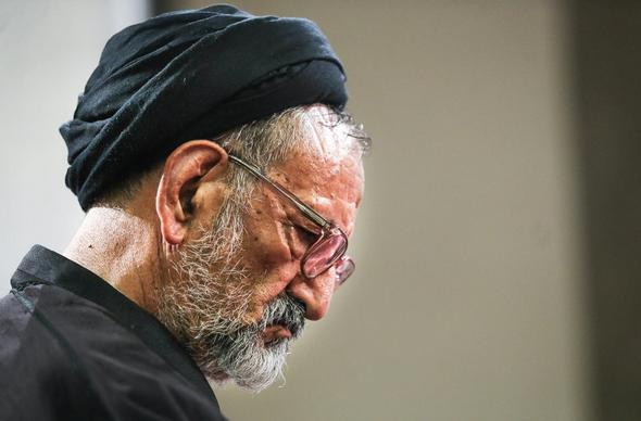 تصاویر : مراسم بزرگداشت حجت الاسلام دعائی