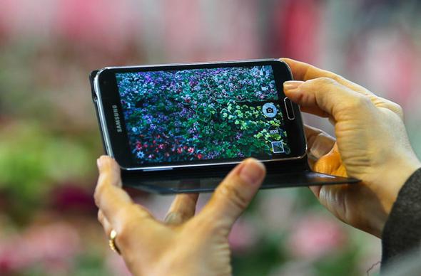تصاویر : نمایشگاه گل و گیاه در تهران