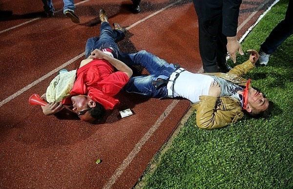 تصاویر : اتفاقات تلخ در تبریز