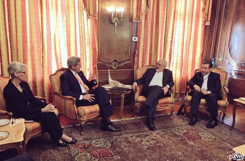 حضور بی سابقه جان کری در محل اقامت سفیر ایران در سازمان ملل / نخستین ورود یک وزیر خارجه آمریکا به حوزه تحت فرمان ایران پس از انقلاب