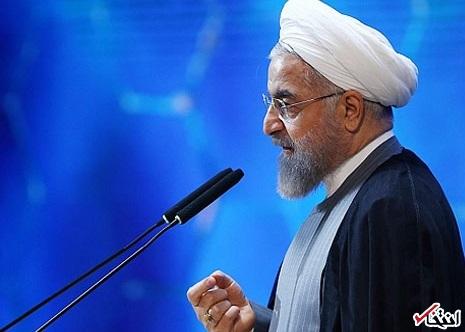روحانی: کسانی که باعث ایجاد تحریمها شدند در حق مردم خیانت کردند