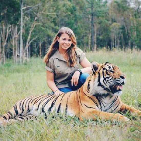 نترس ترین دختر دنیا/ عکس