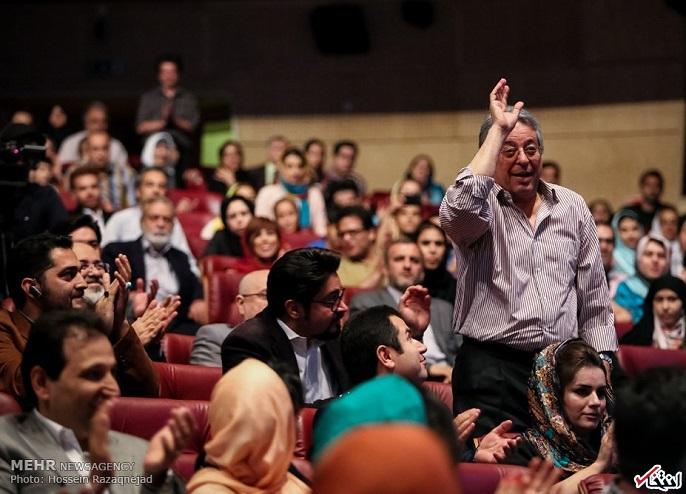 تصاویر: ظریف در کنسرت