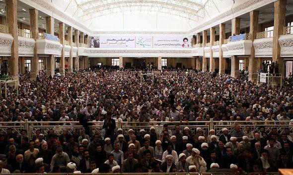تصاویر : سفر یادگار امام(ره) به استان گلستان