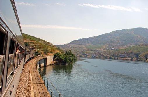 بهترین جاده برای سفر با قطار