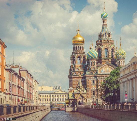 مکان های برتر گردشگری دنیا
