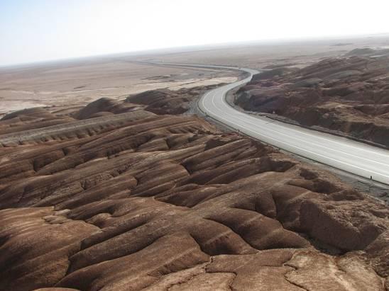 جاده های زیبای ایران