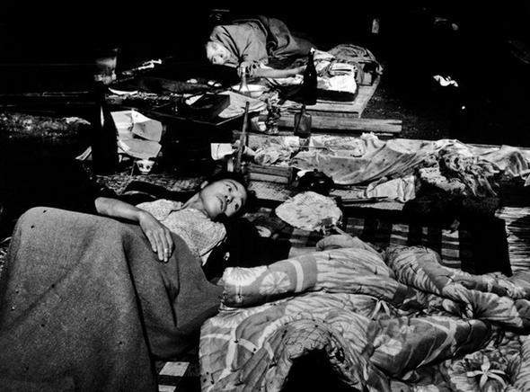 تصاویر : فاجعه بشری در 8:15 صبح