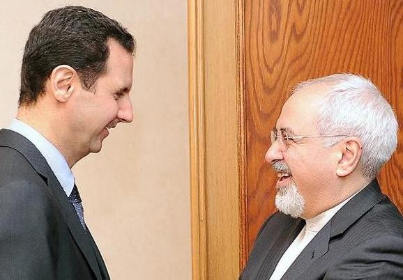 گلولهباران شديد دمشق پیش از ورود ظریف به سوريه