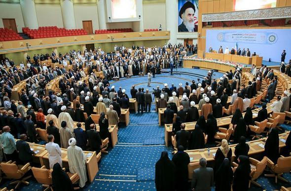تصاویر : افتتاحیه ششمین اجلاس مجمع جهانی اهل بیت (ع)