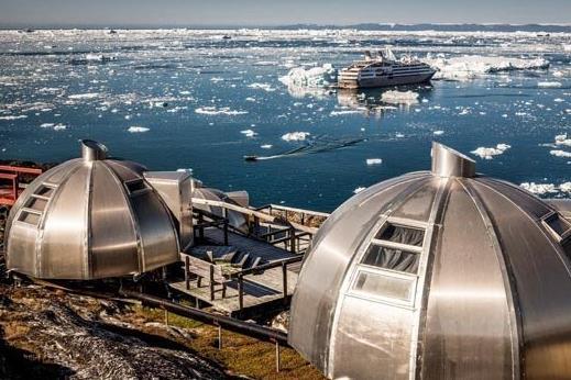 دورافتاده ترین هتل های چهار قاره
