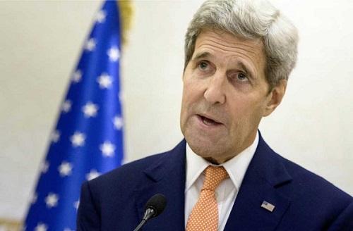 جان کری: کشورها برای تجارت با ایران بی طاقت شده اند / می گویند آمریکا به خزانه ایران پول واریز می کند، اما این پول ها، برای خود تهران است نه ما