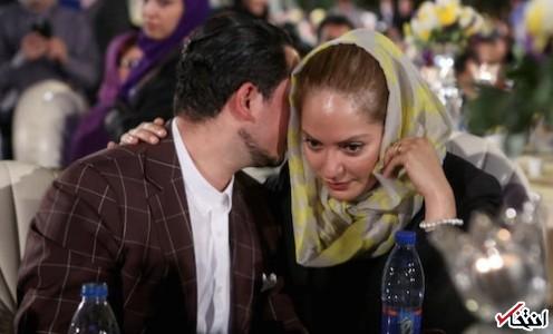 تصاویر مهناز افشار و همسرش در جشن روز ملی سینما