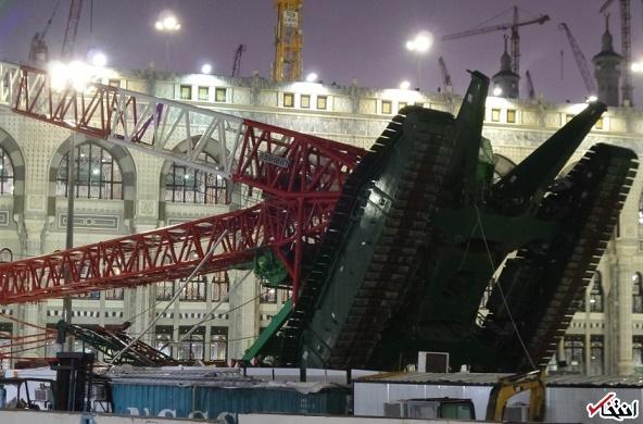 آمار کشته شدگان بیشتر از 150 نفر است / همه فکر می کردند یک بمب در مسجد الحرام منفجر شده است!