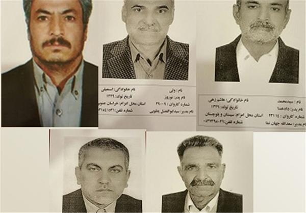 تصاویر ۵ زائر ایرانی کشته شده در حادثه مکه