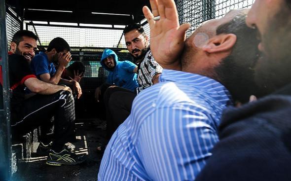 تصاویر : مانور ناجا برای مقابله با اغتشاش