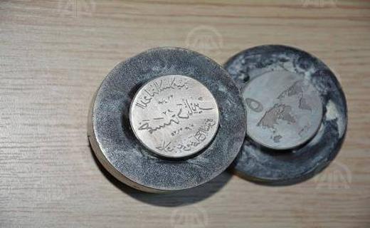 سکههای داعش در کجا ضرب میشوند؟ + تصاویر