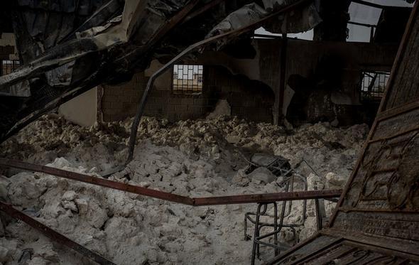 تصاویر : تخریب میراث جهانی به دست سعودی ها