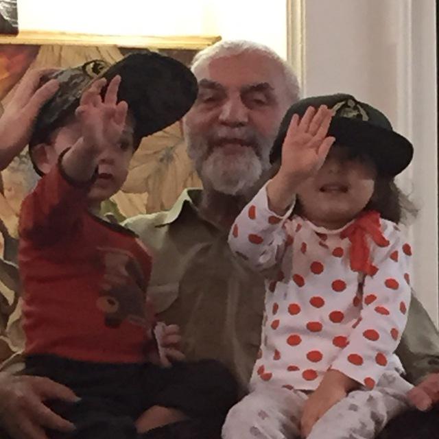 تصاویری کمتر دیده شده از «سردار حسین همدانی»