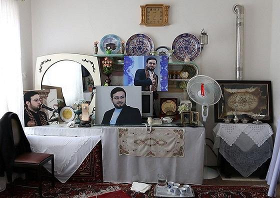 در خانه یکی از جانباختگان فاجعه منا/ عکس