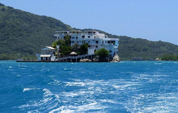 تصاویر : جزیره رویایی کارائیب