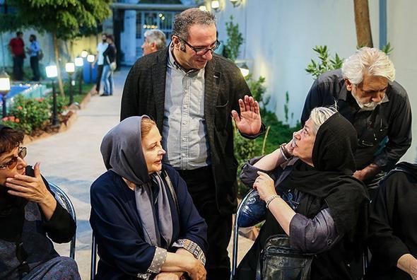 تصاویر : تجمع سینماگران برای فاجعه منا