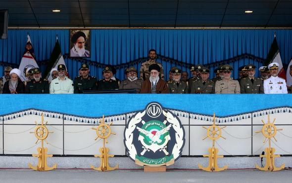 تصاویر : مراسم مشترک دانش آموختگی دانشجویان دانشگاههای افسری ارتش