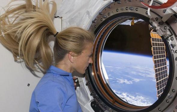 تصاویر : زندگی در فضا