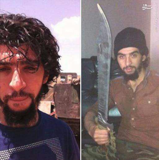 هلاکت جلاد مغربی داعش در حلب + تصاویر