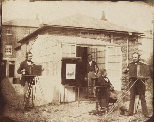 تصاویر : نخستین عکسهای تاریخ