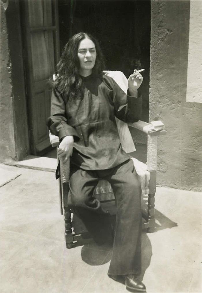 تصاویر : آلبوم زندگی مشهورترین نقاش زن