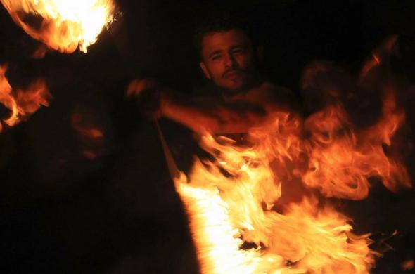 تصاویر : سفر به شرم الشیخ