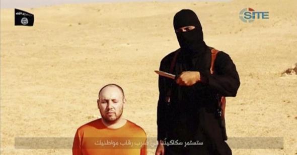 تصاویر : محل زندگی جلاد داعش