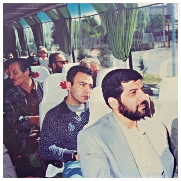 عکس: فریبرز عرب نیا،19 سال قبل