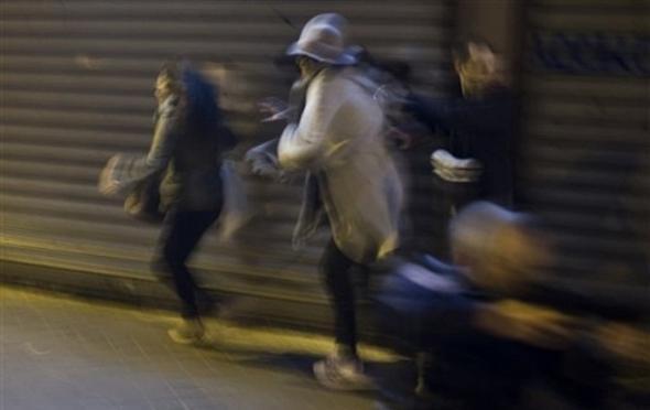 تصاویر : وحشت مجدد در پاریس