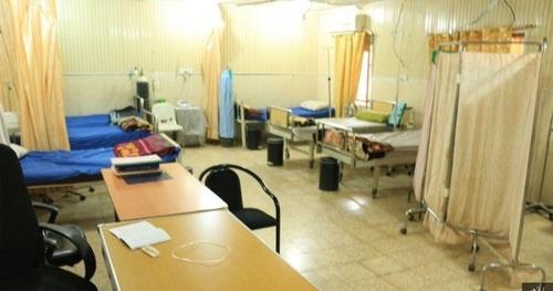 داعش از بیمارستان خود رونمایی کرد + عکس