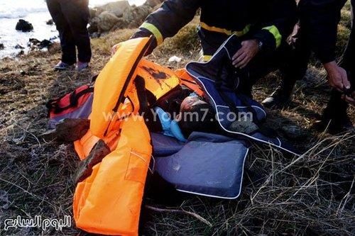 جسد کوک آواره کرد در سواحل یونان! + تصاویر