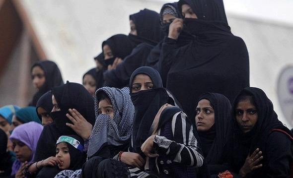 تصاویر : عزاداری حسینی شیعیان جهان