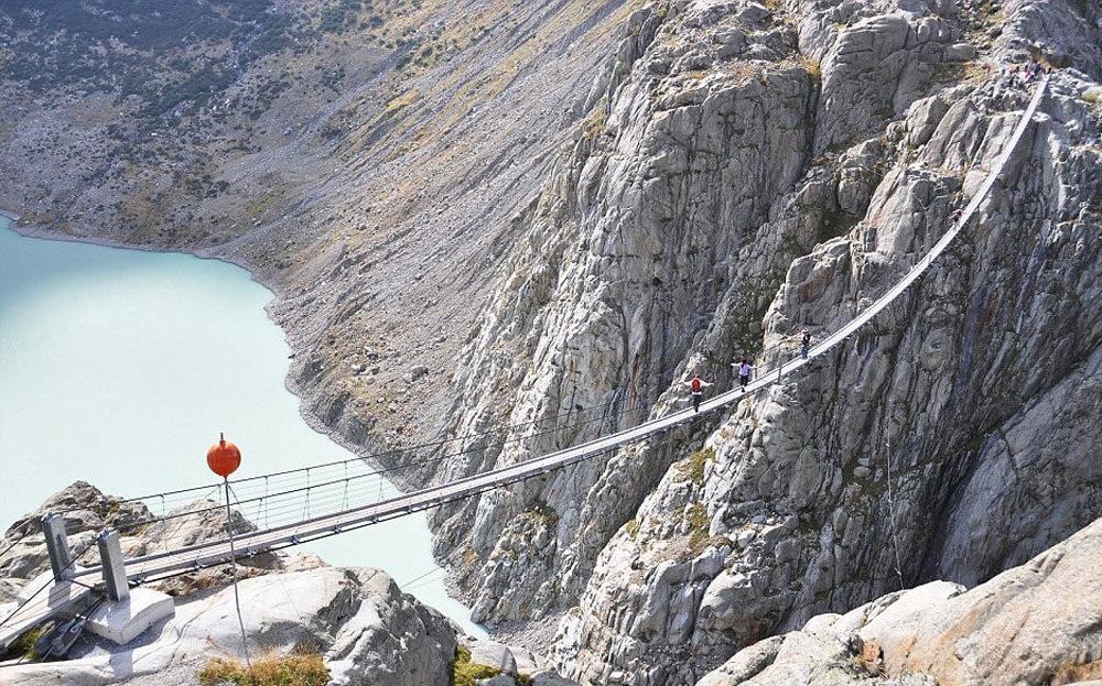 تصاویر : وحشتناک ترین پل های دنیا